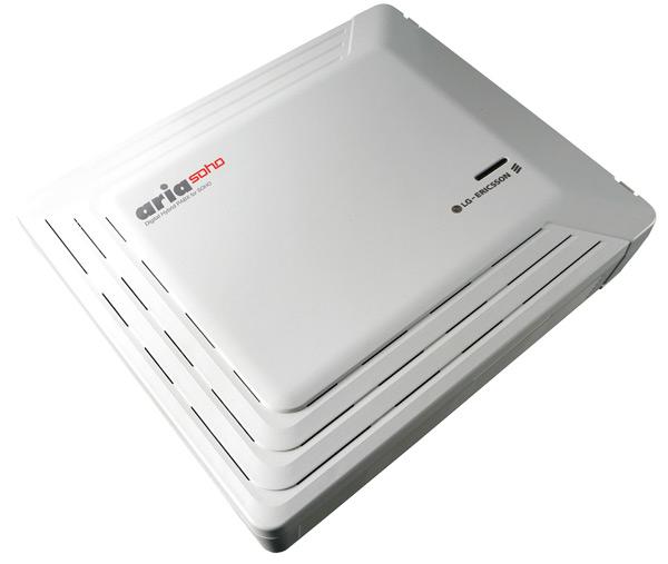 Блок AR-EKSU для мини атс Ericsson-LG Aria Soho 3/8 3