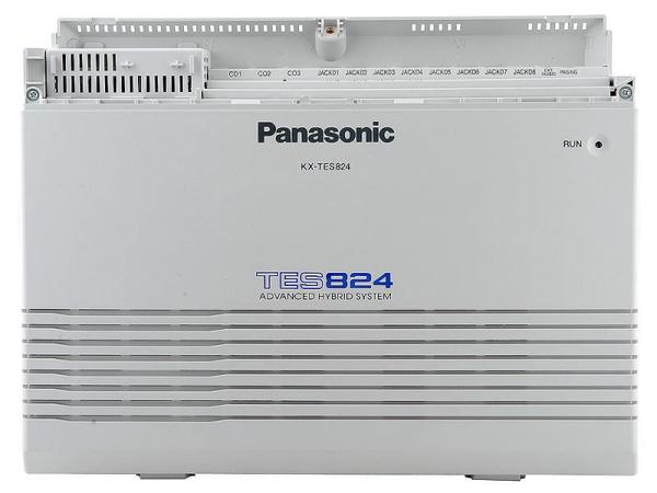 Мини атс Panasonic KX-TES824  2