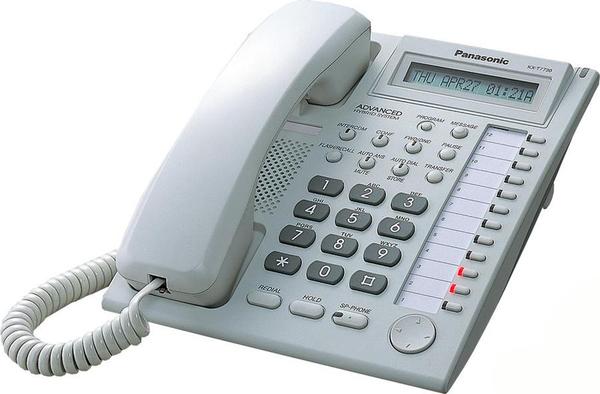 Мини атс Panasonic KX-TES824  4