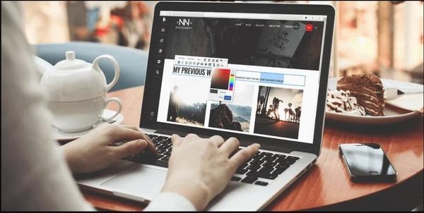 Создания сайтов визиток в Алматы (online)