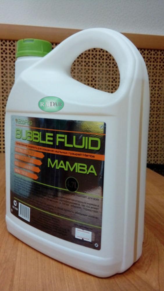 Жидкость для генератора мыльных пузырей Mamba 4