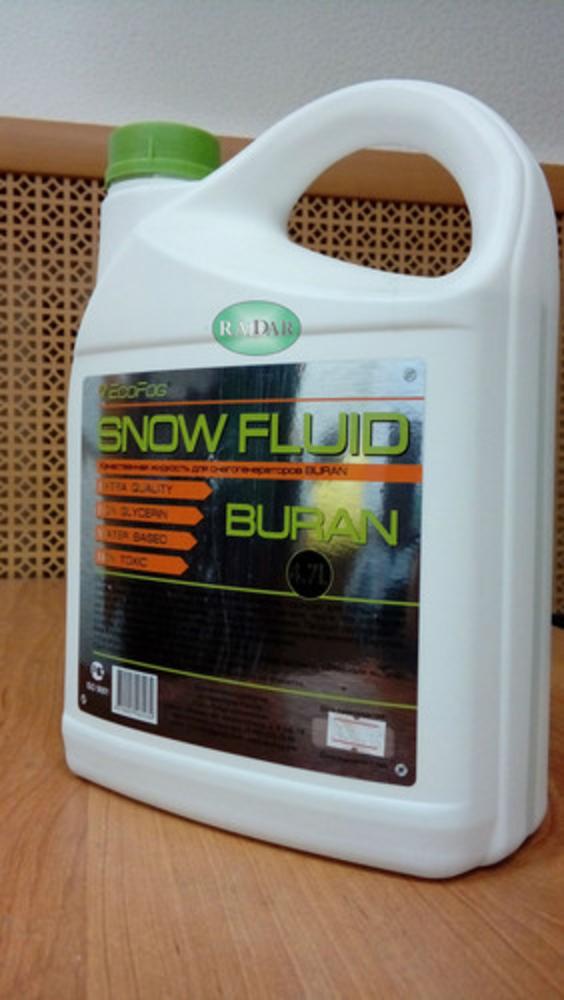 Жидкость для искусственного снега Buran 3