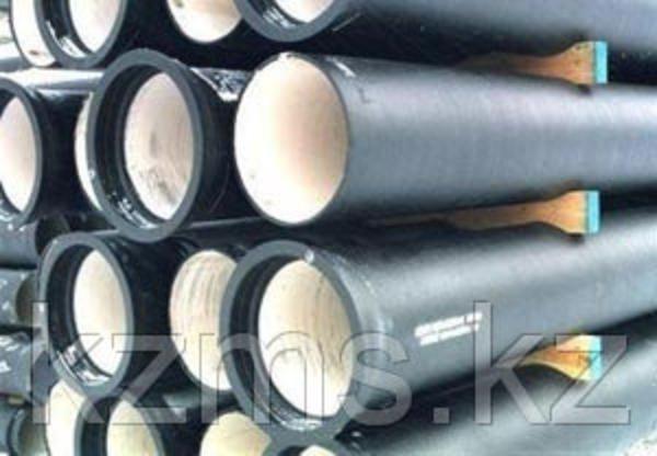 Чугунные трубы ЧК 50-150
