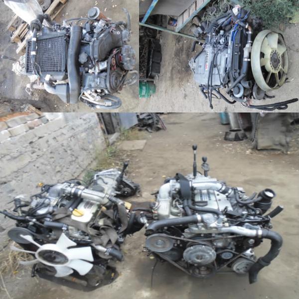 Двигатель  ZD30,  TD42,  RD28 НА NISSAN Patrol 60, 61