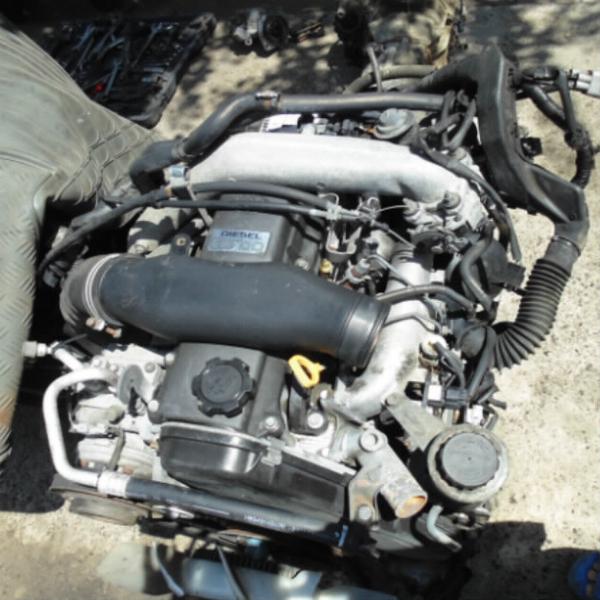 Двигатель с коробкой  Toyota 4RUNNER 215