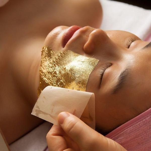 Золотая премиум терапия Ellevon. Корейская Косметика 2