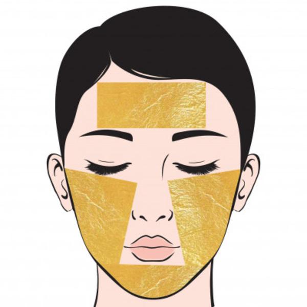 Золотая премиум терапия Ellevon. Корейская Косметика 3