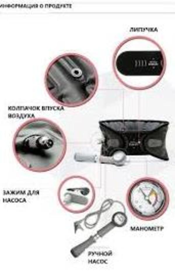 Лечение межпозвоночной грыжи,  отдел поясницы  4