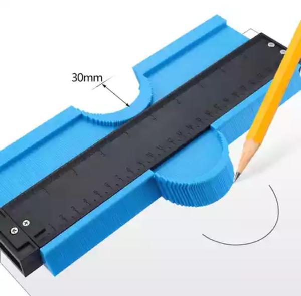 3D Metr-Дубликат сложного контура 4