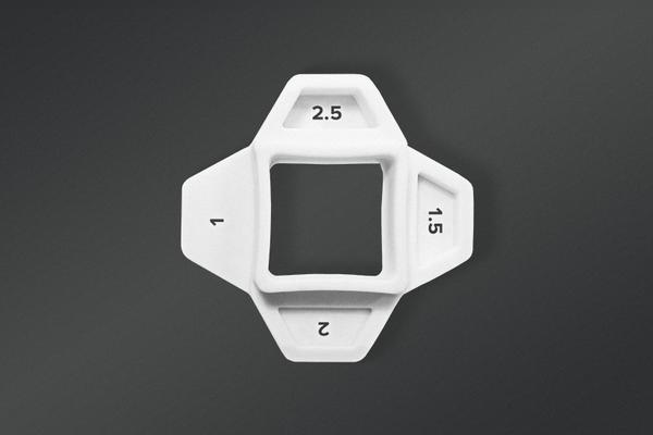 Универсальный крестик для плитки-Multi Cross  4