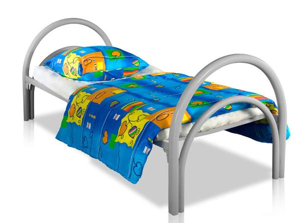 Кровати для бюджетных гостиниц,  одноярусные и двухъярусные,  оптом 5