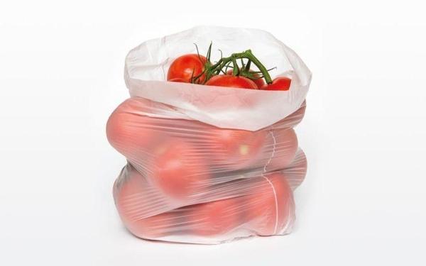 Органические пакеты из крахмала