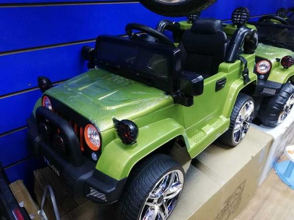 Детские электромобили новые 4