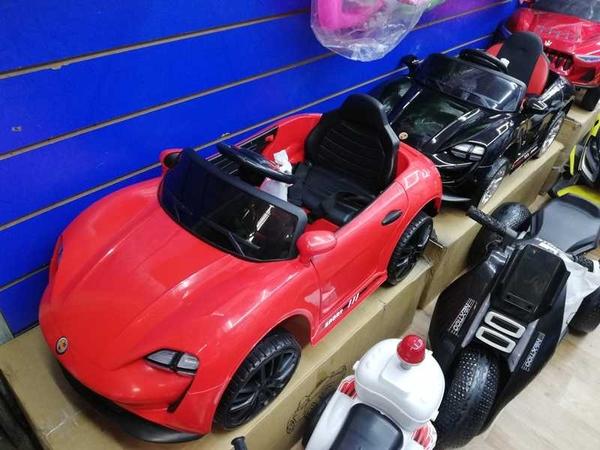 Детские электромобили новые 6