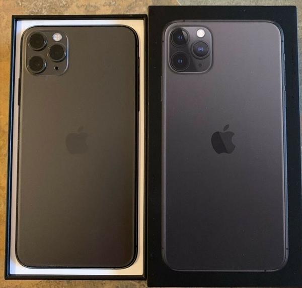 Apple iPhone 11 pro,  Apple iPhone 11 pro Max ,  Apple iPhone XS 4