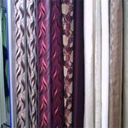 Ткани,  швейная фурнитура,  большой выбор. Пошив штор и одежды.