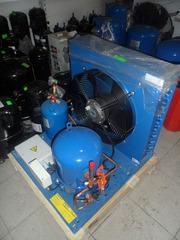 Холодильное оборудование, агрегаты, компрессоры, фреоны
