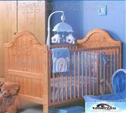 Детские кроватки в Алматы из Англии! Tanrivas