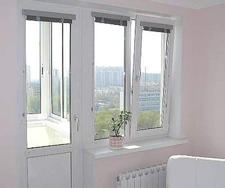 Раменское: окна, балконы, двери пвх от производителя цена 45.