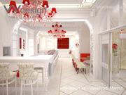 Дизайн ресторанов,  кафе,  лаундж-баров,  клубов