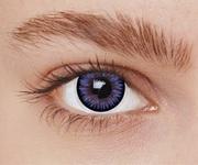 Цветные контактные линзы
