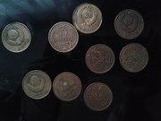 продам старых монет ссср