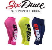 Бриджи спортивные Six Deuce размер S, M.