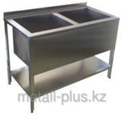 продам металлические кухонные столы и мойки