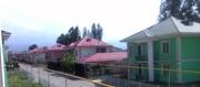 Двухуровневые дома в коттеджном городке