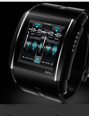 часы Hysek HD3 SLYDE