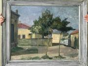 Продам антикварную картину Роберт Фальк