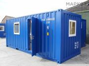 Жилой контейнер-бытовка