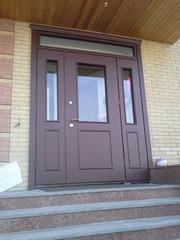 Металлические бронированные двери. Немецкая технология.
