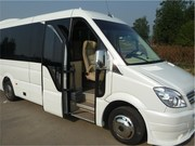 Пассажирские перевозки,  прокат и аренда автотранспорта
