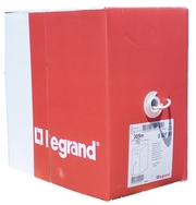 Кабель UTP Legrand Cat 5e PVC