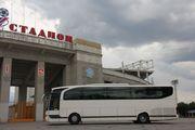 Пассажирские перевозки прокат аренда автотранспорта по г.Алматы.